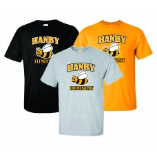 Hanby Short Sleeve T-Shirt