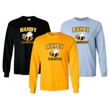 Hanby Long Sleeve T-Shirt