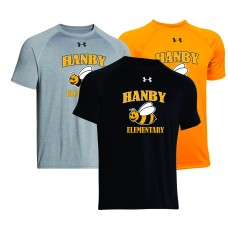 Hanby Underarmour Short Sleeve Locker T-Shirt