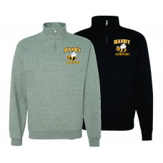 Hanby 1/4 Zip Fleece