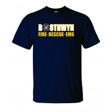 Boothwyn Fire Dept. Short Sleeve T-Shirt