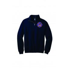 Boothwyn Fire Dept. 1/4 Zip Fleece