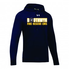 Boothwyn Fire Dept. Under Armour Hoodie