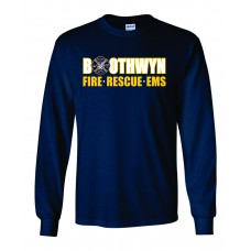 Boothwyn Fire Dept. Long Sleeve