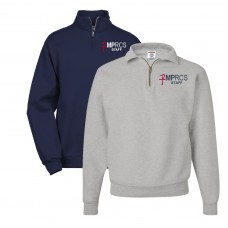 MPRCS Staff 1/4 Zip Sweatshirt