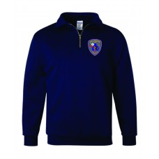 UCPD 1/4 Zip Sweat Shirt
