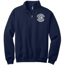 Upper Chichester Fire Dept. 1/4 Zip Fleece