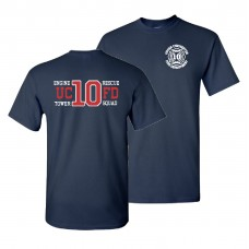 Upper Chichester Fire Dept. Short Sleeve T-Shirt
