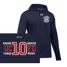 Upper Chichester Fire Dept. Under Armour Hoodie