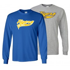 AI SOFTBALL LONG SLEEVE T-SHIRT