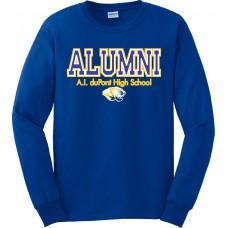 A.I. Alumni Long Sleeve T-Shirt