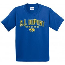 A.I. duPont Short Sleeve T-Shirt