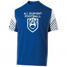 """AI Football """"Arc"""" Short Sleeve T-Shirt"""