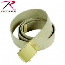 """Military Web Belt - 54"""""""