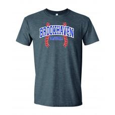 Brookhaven Baseball Short Sleeve T-Shirt