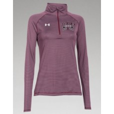 Concord Crew Under Armour Stripe 1/4 Zip