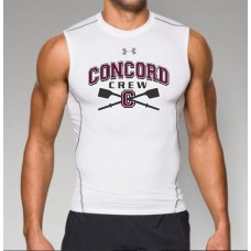 Concord Crew Under Armour Sleevless Tee - MENS