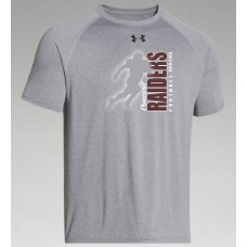 Concord Football  Underarmour SS T-Shirt