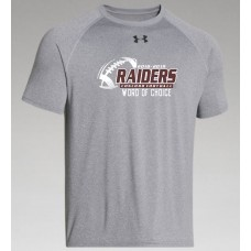 "Concord Football ""CUSTOM"" Underarmour SS T-Shirt"