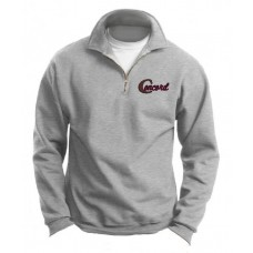 Concord 1/4 Zip Sweat Shirt