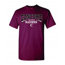 Concord CUSTOM Apparel - Short Sleeve T-Shirt