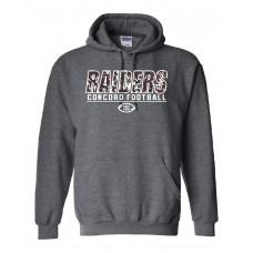 Concord Football  Hoodie