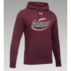 Concord Football  Underarmour Hoodie
