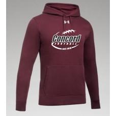 Concord Football  Underarmour Hoodie