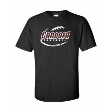 Concord Football  Short Sleeve T-Shirt