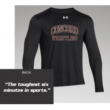 Concord Wrestling Under Armour LS Tee