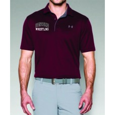 Concord Wrestling MENS Under Armour Polo