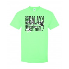 "Galaxy Gymnastics ""DISTRESS"" T-Shirt"