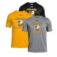 Hanby Underarmour Short Sleeve Locker T-Shirt