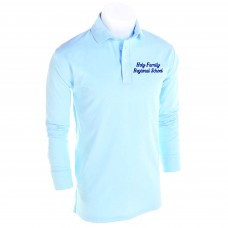 Long Sleeve Polo - ADULT