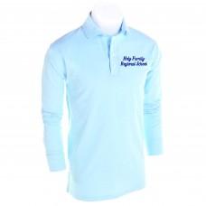 Long Sleeve Polo Shirt - YOUTH