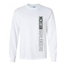 McKean DISTRESS Long Sleeve T-Shirt
