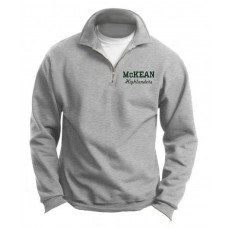 McKean 1/4 Zip Sweat Shirt