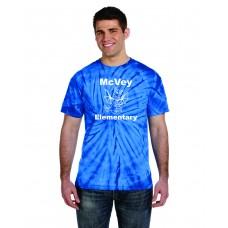 McVey Elementary Tie Dye T-Shirt