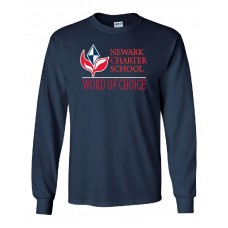 Newark Charter School Long Sleeve T-Shirt