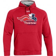 Newark Charter Athletic Logo Under Armour Hoodie
