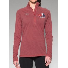 "Newark Charter Athletic Logo Under Armour ""Stripe"" 1/4 Zip"
