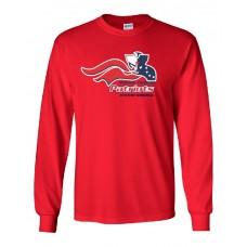 Newark Charter Athletic Logo LS T-Shirt