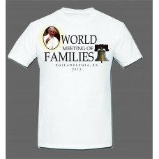 World Meeting of Families T-Shirt - ADULT