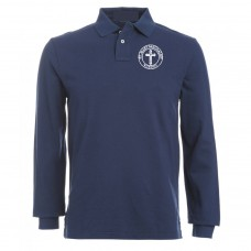 SMM Long Sleeve Polo - YOUTH