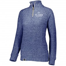 "ST. JAMES ""CUDDLY"" LADIES FLEECE PULLOVER"