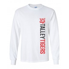 "Talley ""Distress"" Long Sleeve T-Shirt"