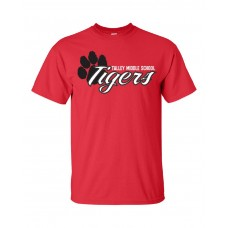 "Talley ""Tiger Paw"" T-Shirt"