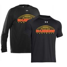 Warriors Underarmour T-Shirt (LOGO 2)