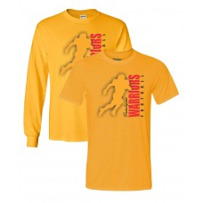 Warrior  T-Shirt (LOGO 1)