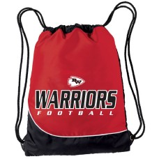 Warriors Cinch Bag